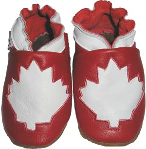 For those little Canadians in your life.