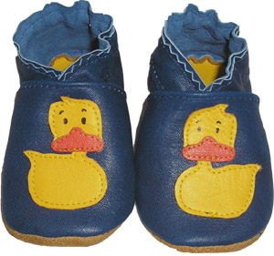Looking for a baby shower gift? These shoes will bring smiles for boys and girls.