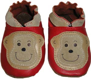 Our popular smiling monkey, what little one does not have some Monkey in them?